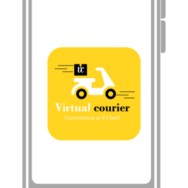 Virtual Courier - Rider App