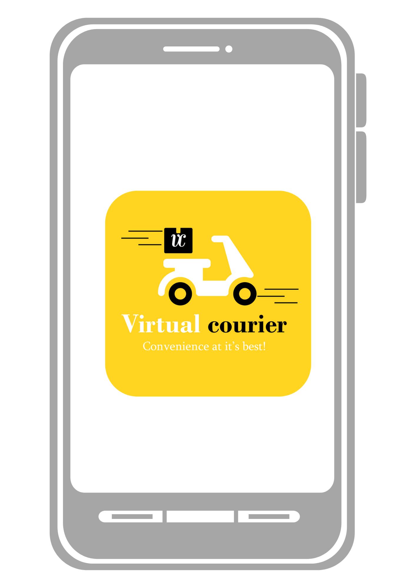 Virtual Courier - Rider App